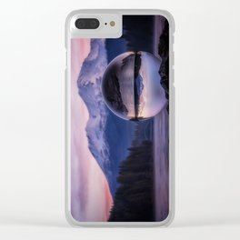 My Perspective on a Sunrise Clear iPhone Case