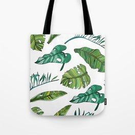 BANAN LEAVES Tote Bag