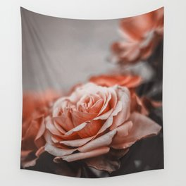 Rose Blossom Wall Tapestry