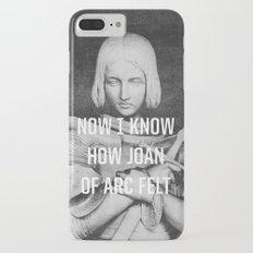 Joan of Arc iPhone 7 Plus Slim Case