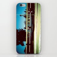 train iPhone & iPod Skins featuring Train by Ibbanez