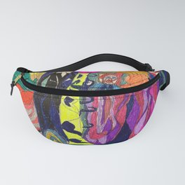 Getting Ready to go to a Fancy Dress Party Fanny Pack