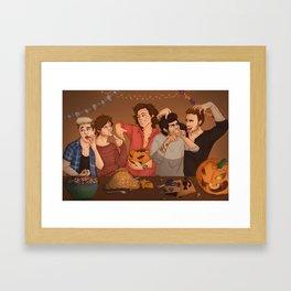 Halloween OT5 Framed Art Print