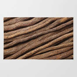 Licorice root Rug