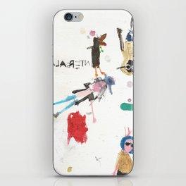 Cosmic Boyz iPhone Skin