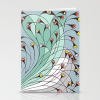 lights Stationery Cards featuring lights by colli13designs