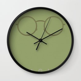 Just Let it Be. Wall Clock