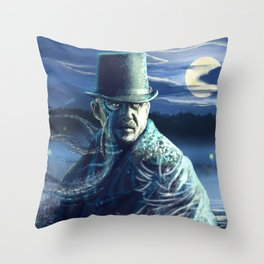 Voodoo tales Throw Pillow