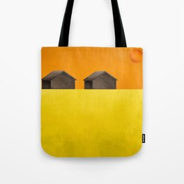 Simple housing - Love me two times Tote Bag