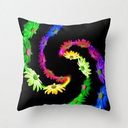Ssss Throw Pillow