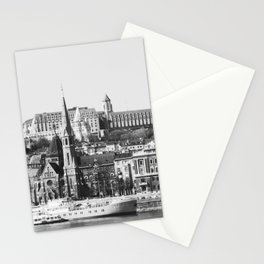 A Nice Day in Budapest Stationery Cards