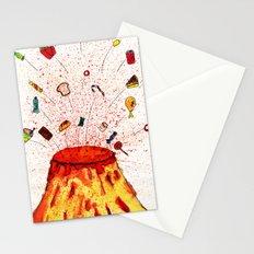 Desserts Erupt~~ Stationery Cards