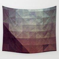 rothko Wall Tapestries featuring fylk by Spires