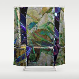FLORE Shower Curtain