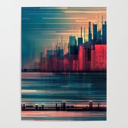 CityScape Poster
