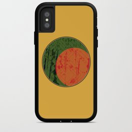 Eclipse Three iPhone Case