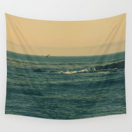 Soar Above, don't look down. Wall Tapestry