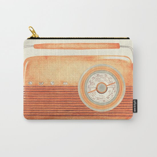 Radio Silence Carry-All Pouch