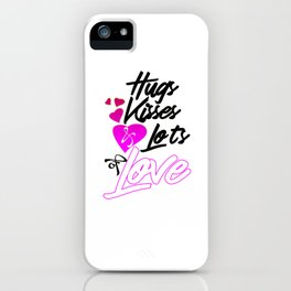 Funny Quote Valentines Day Design iPhone Case