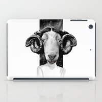 leia iPad Cases featuring LEIA by kravic