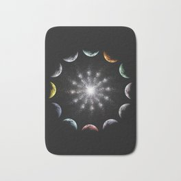 Twelve Moons Bath Mat