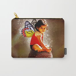 Indy Fairy Carry-All Pouch