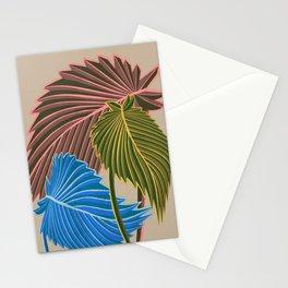 Vivid Palms I Stationery Cards