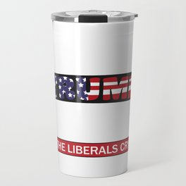 Trump 2020 presidential gift elections Travel Mug