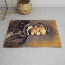 Richard Wagner, Music Legend Rug