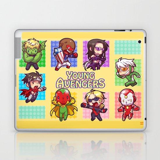 Young Avengers Laptop & iPad Skin