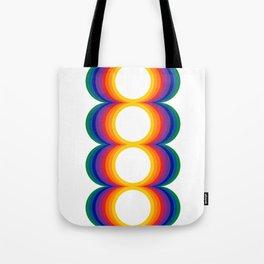 Radiate - Spectrum Tote Bag