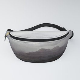 Dark Clouds over Grand Canyon Fanny Pack