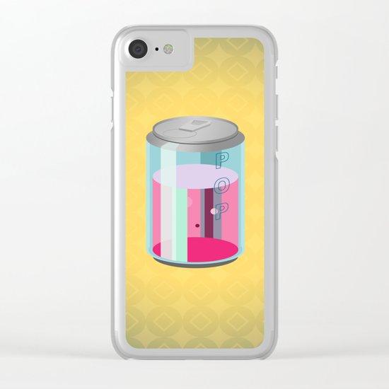 Sodie Pop Clear iPhone Case
