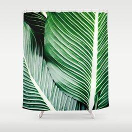 Palm-Tree Breeze Shower Curtain