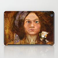 pagan iPad Cases featuring Pagan Avatar by Bryan Dechter