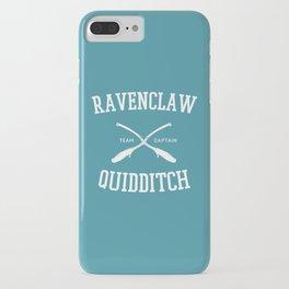 Hogwarts Quidditch Team: Ravenclaw iPhone Case