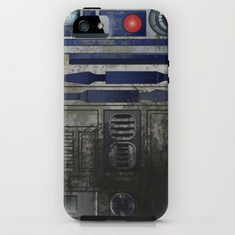 Swamp Droid iPhone Case