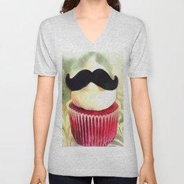 sweet mustache Unisex V-Neck