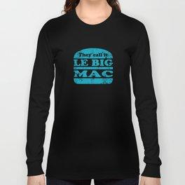 Pulp Fiction - Le big mac Long Sleeve T-shirt