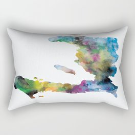 Haiti Rectangular Pillow