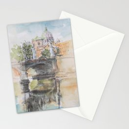 Rome Saint Peter Stationery Cards