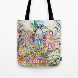 Soul of Havana Tote Bag