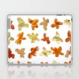 Orange Peel Party Laptop & iPad Skin
