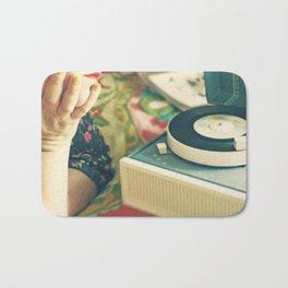 For The Love of Vinyl  Bath Mat