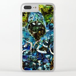 Jace, Mind Mage Clear iPhone Case