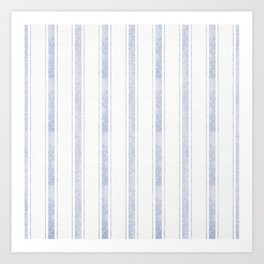 AEGEAN BOLD STRIPE Art Print