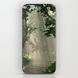 Dapplewood iPhone Skin