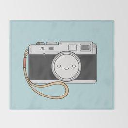 Camera Throw Blanket