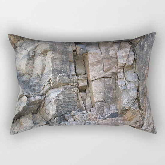 Cliff Hanger Rectangular Pillow
