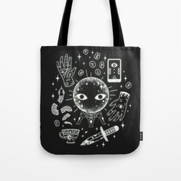 I See Your Future: Glow Tote Bag